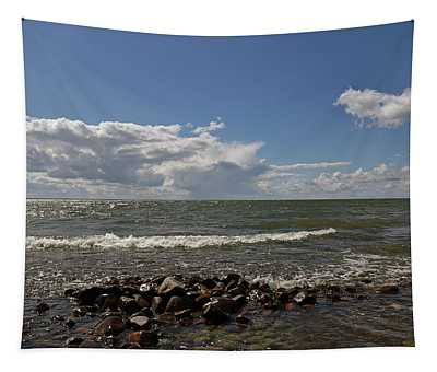 Clouds Over Sea Tapestry