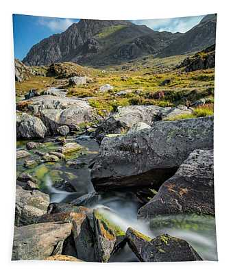 Clouds Over Tryfan Tapestry