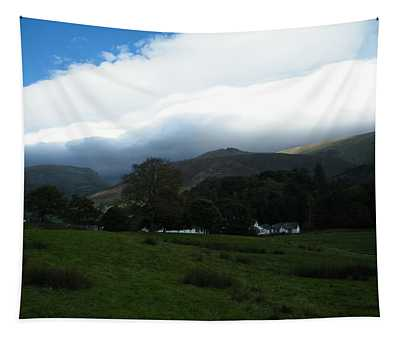 Cloudy Hills Tapestry