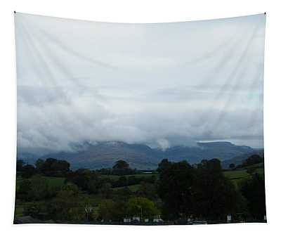 Cloudy View Tapestry