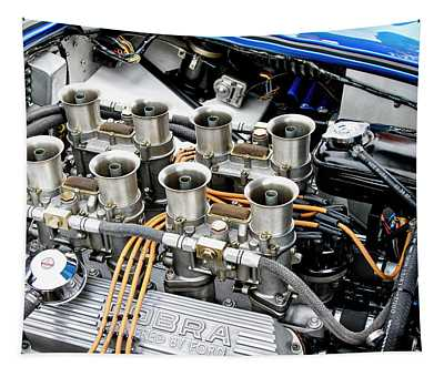 Cobra Power With Weber Carbs Tapestry