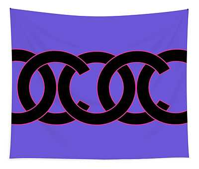 Coco Chanel-10 Tapestry