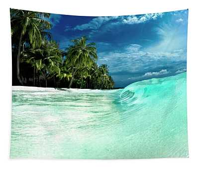Coconut Water Tapestry