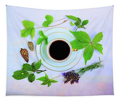 Coffee Delight Tapestry
