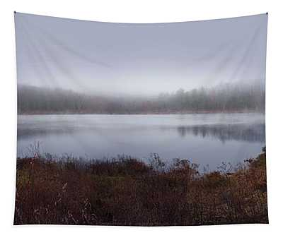 Cold And Misty Morning... Tapestry