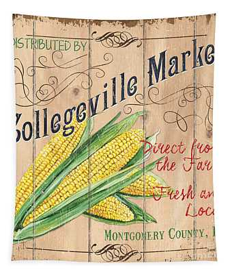 Collegeville Market Tapestry