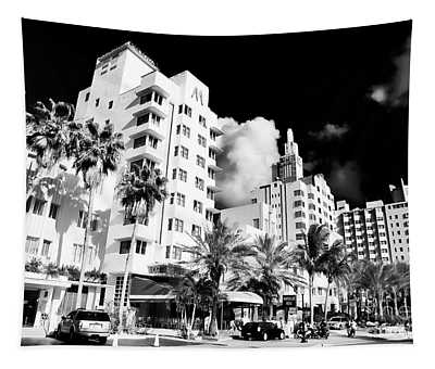 Collins Avenue South Beach Tapestry