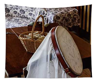 Colonial Needlework Tapestry