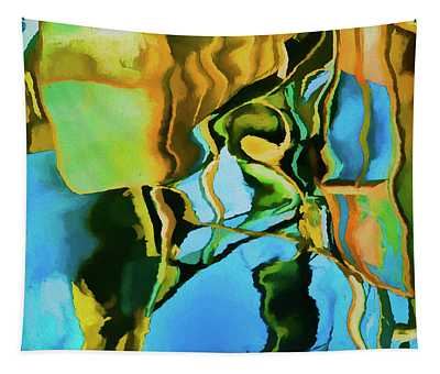 Color Abstraction Lxxiii Tapestry