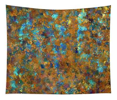 Color Abstraction Lxxiv Tapestry