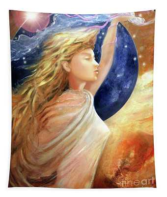 Comet Dreamer Ascend Tapestry