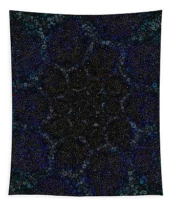 Constellations At Sea Tapestry