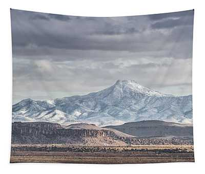 Cookes Peak Tapestry