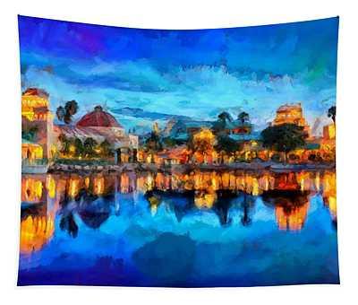 Coronado Springs Resort Tapestry