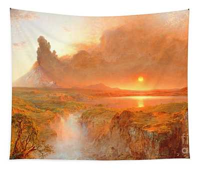 Cotopaxi Tapestry