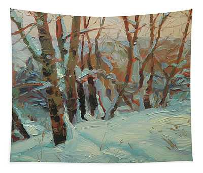 Cottonwood Grove Tapestry