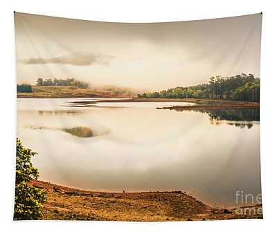 Country Waters Tapestry