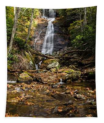 Courthouse Falls Tapestry
