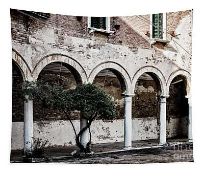 Courtyard Tapestry
