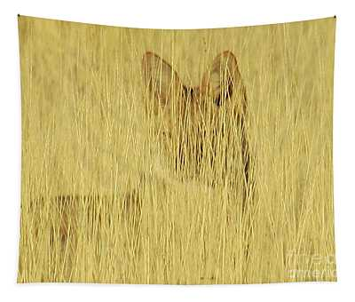 Coyote 1 Tapestry