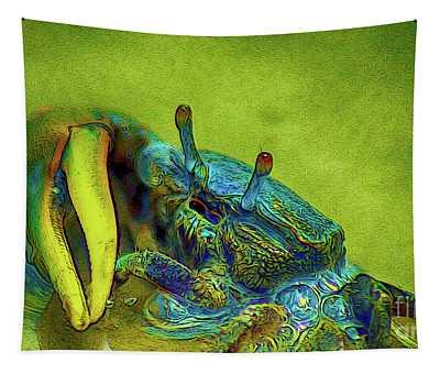 Crab Cakez 2 Tapestry