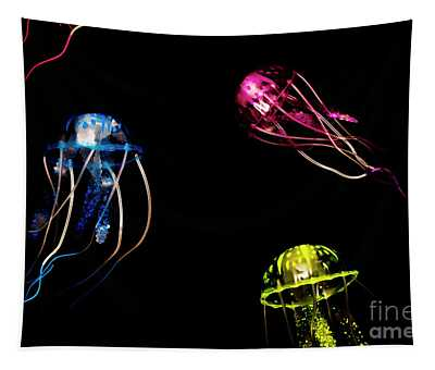 Creatures Of The Deep Tapestry