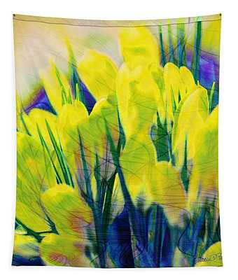 Crocus Tapestry