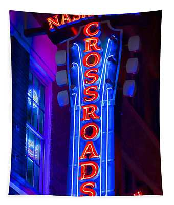 Music City Crossroads Tapestry