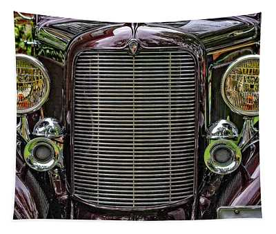 Crusin' With A 32 Desoto Tapestry