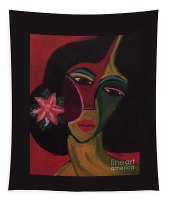 Cubanita Tapestry
