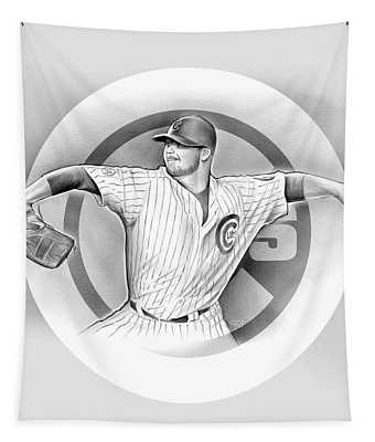 Cubs 2016 Tapestry