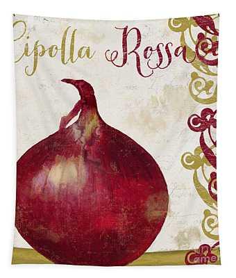 Cucina Italiana Onion Tapestry