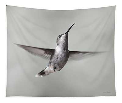 Cumberland Gap Hummingbird Precious And Proud Tapestry