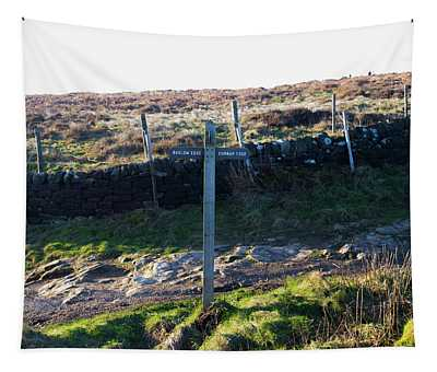 Curbar Edge Which Way To Go Tapestry