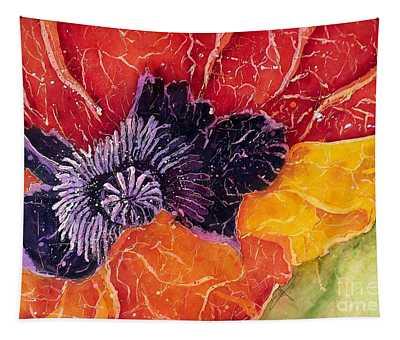 Dad's Poppy Tapestry