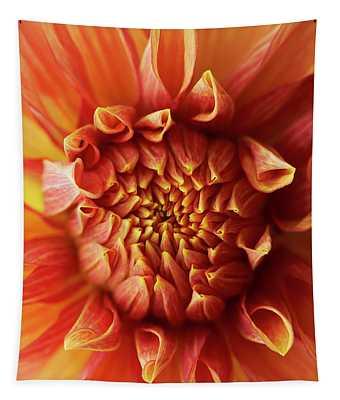 Dahlia Tapestry