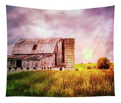Dairy Country Tapestry