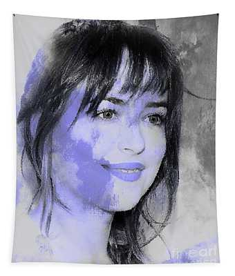 Dakota Johnson 88 Tapestry
