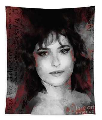 Dakota Johnson  Tapestry