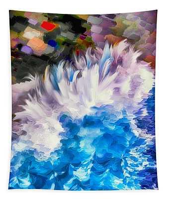 Dancing Swells Tapestry