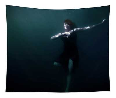 Dancing Under The Water Tapestry