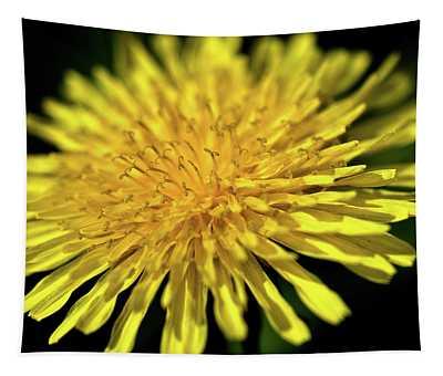 Dandelion Flower Tapestry