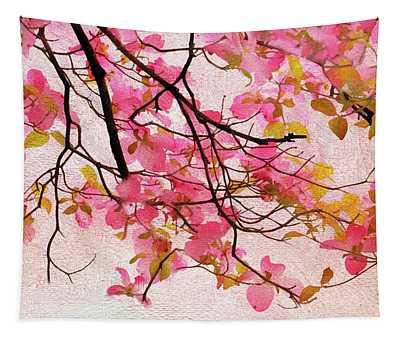 Dangling Dogwood Tapestry