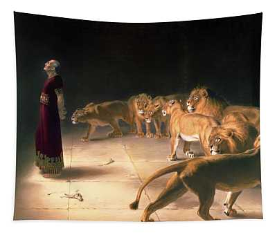 Daniel's Answer To The King Tapestry