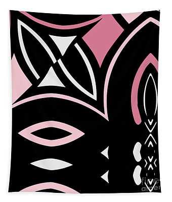 Daring Deco Iv Tapestry