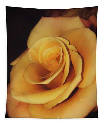 Dark And Golden Tapestry