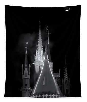 Dark Castle Tapestry