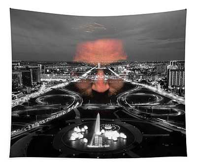 Dark Forces Controlling The City Tapestry