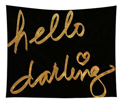 Darling Bella I Tapestry