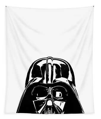 Darth Vader Painting Tapestry